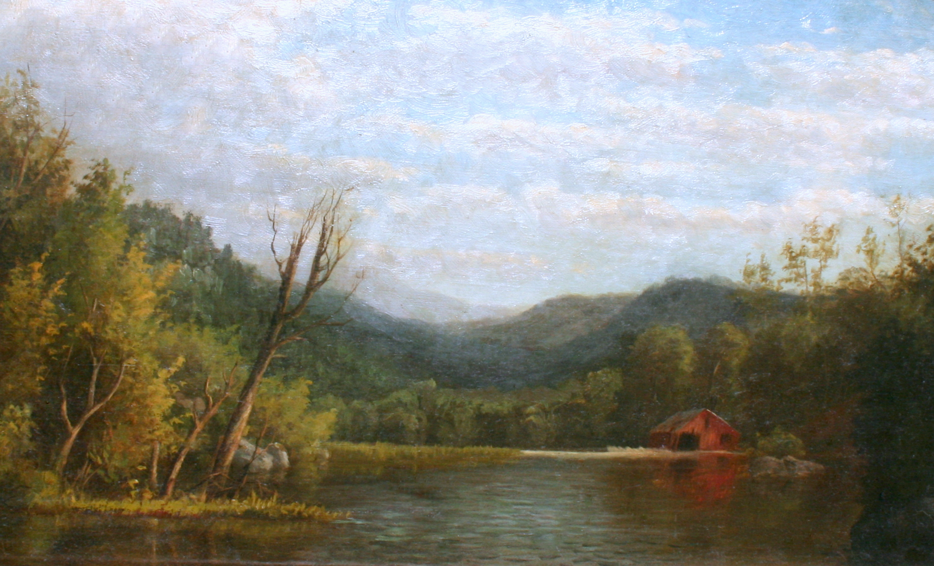 the hudson river school of artist The hudson river school was a mid-19th century american art movement embodied by a group of landscape painters whose aesthetic vision was influenced by romanticismthe paintings for which.