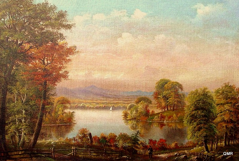 Hudson River School Artists Choose Hudson River School Artwork As